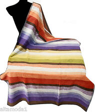 Missoni Home Poldo 159 Oversized Beach Towel Patented Knitting 100x180 Telo mare