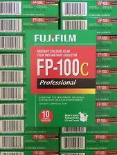 Fuji FP-100C Instant Film, Tested, Rare!