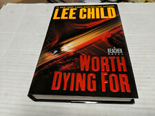 Jack Reacher: Worth Dying For 15 by Lee Child (2010, Hardcover)