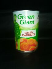 Carrots, 16 cans vegetable Green Giant. Free Shipping
