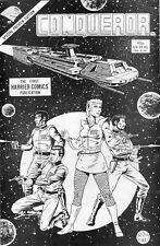 CONQUEROR - SPECIAL PREVIEW EDITION ( 1st HARRIER PUBLICATION - RARE 1984 )