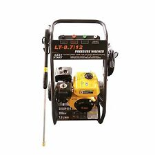 SwitZer Quality 3000 PSI 6.5 HP 4 Stroke OHV Petrol Pressure Washer