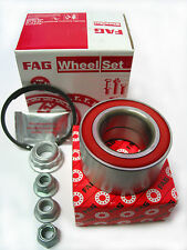 FAG OEM Front Wheel Bearing Kit for Audi A3 1996 to 2003 1J0498625 1J0498625A