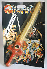 ULTRA RARE VINTAGE 80'S THUNDERCATS SWORD OF OMENS EASTER CANDLE LION O NEW !