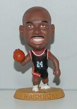 1996 Jamal Mashburn #24 Miami Heat Headliners Basketball Figure