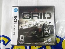NDS GAME GRID (ORIGINAL USED)