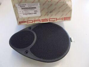 Porsche 996 Rear Speaker Bose Metrople Blue - New