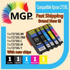 5x Generic Ink Cartridge 273XL High Yield for Epson XP600 XP700 XP800 Printer