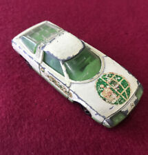Majorette No 221 White Playworn Holiday Inn Citroen GS Camargue Vintage Car