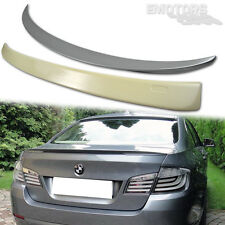 PAINTED BMW F10 5-SERIES A TYPE 4D ROOF & PERFORMANCE TRUNK SPOILER WING 2016