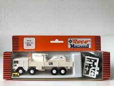 Roco minitanks 634 MAN 454 + 2x Wesel + TOW - UN - 1:87