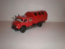 1/43 Fire Engine Mercedes Benz L.311 LAK (1968) Handmade