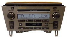 05 - 10 Lexus SC430 Radio Tape Cassette Mark Levinson Radio 6 CD Changer P6832