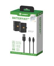 Snakebyte Battery: kit pilas 2x 800 mah & y cable USB para Xbox One ™/s/x/Elite