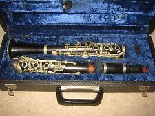 "Hochwertige B Klarinette ( Bb Clarinet )  ""Sonora"" (=Oscar Adler?)"