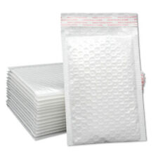 25/100/500Pcs Poly Bubble Mailers 5 x 7 in Shipping Mailing Padded 4-Layers Bag
