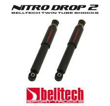 Belltech Front Shock Factory Replacement ND10606H GM HD2500 3500 Hummer H2 Pair
