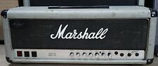 1987 Marshall 2550 Silver Jubilee 25/50 Anniversary 50 Watts Head Slash Sound