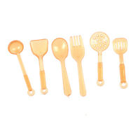 10X Mini Tableware Toys Kitchen Dining  for BJD Doll House accessory play toy FG