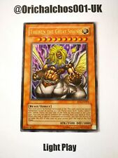 Yu-Gi-Oh Theinen The Great Sphinx, Andro Sphinx, Sphinx Teleia EP1 001 002 003