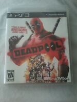 Deadpool (Sony PlayStation 3, 2013) Tested & Working Fast Shipping!