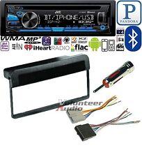 JVC Car Radio Stereo CD Player Dash Install Mounting Kit Harness Antenna