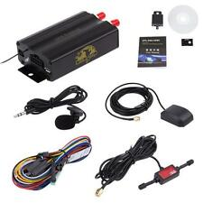 Realtime Vehicle Car GSM GPRS GPS Tracker Tracking Alarm System Tk103-a Device