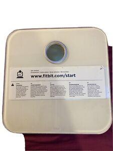 FitBit Aria Air Wi-Fi Smart Scale - White