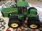 """ERTL John Deere 24"""" RC Remote Control Tractor Toy Model 9620 Untested"""