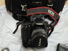 Canon EOS 30D Digital SLR Camera (Kit w/ 18-55mm lens) Case + Accessories