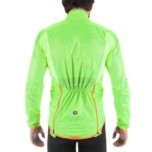 "Giordana Monsoon Protection Waterproof Jacket Race Fit MEDIUM 36"" Chest Ref:CF3*"