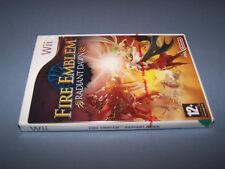 Fire Emblem Radiant Dawn-NINTENDO WII-PAL Reino Unido-Nuevo Sellado De Fábrica RPG de menta