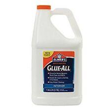 Elmer's E1326 Glue-All Glue 1-Gallon INTERNATIONAL & MILITARY SHIPPING