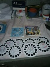 View-Master reels 2 full sets a 9 singles