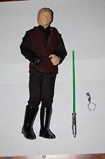 """Luke Skywalker Jedi 12"""" Figure-Star Wars-Hasbro 1/6th-Custom Side Show"""