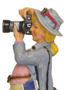 Profisti - Fotografin Photographin Scultura Figura 20613X