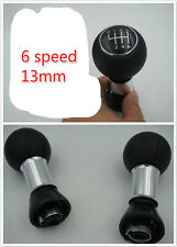 For Audi A3 8L 8P A4 vw passat B6 B7 A6 c6 gear shift knob stick 12mm 6 speed