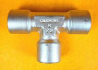 "1/8"" FNPT 316ss Pipe Fitting Tee  Cajon Swagelok SS-2-T"