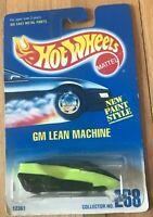 HOT WHEELS 1997 MAIL IN BONUS CAR Q3 GM LEAN MACHINE MIP BAGGIE HW VARIATION