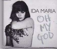 Ida Maria-Oh My God Promo cd single