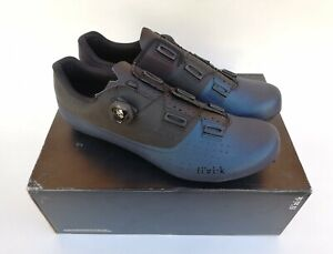 Fizik Tempo Overcurve R4 Road Cycling Shoes - navy/black