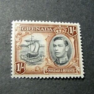 Grenada Stamp Scott# 139 Seal of the Colony 1938  MNH (see note) L298