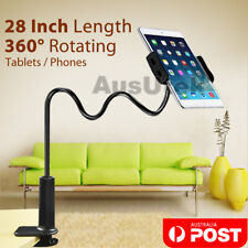 Universal Lazy Bed Long Arm Stand Holder For iPad Samsung Android Tablet 4-10.5""