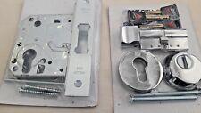ABLOY PROTECTOR KIT / Full Lockset  High Security Cylinder Door Lock .4 Keys