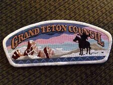 MINT CSP Grand Teton Council SA-36