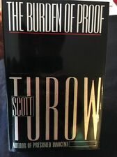 The Burden of Proof by Scott Turow HCDJ