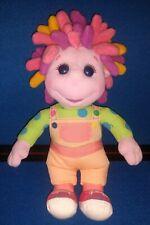 1995 Playskool Hasbro Plush Allegra's Window Plush Soft Toy Doll