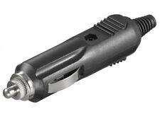 zigarettenanzünder niedervoltstecker kfz-stecker + 3 a sicherung auto strom 12v