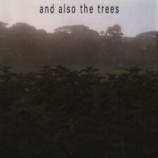 And Also The Trees self-titled debut album on CD