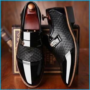Vittorio Firenze - Hand Crafted Itan Leather Classic Fashion Luxury Men Shoes